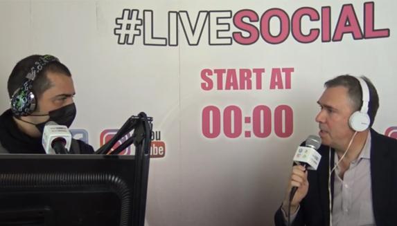 Nicola Luise @ Radio News 24 – Le origini di Wanrise